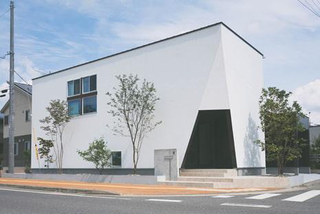 R+house(2階建て)のイメージ